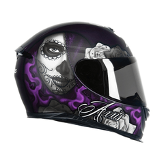 CAPACETE AXXIS EAGLE LADY CATRINA - loja online
