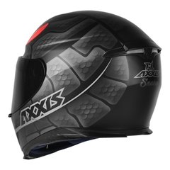 CAPACETE AXXIS EAGLE SNAKE - AUTOMOTOS