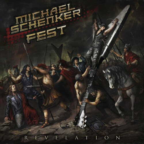 Michael Schenker Revelation Cd 2019 Nuclear Blast Usa