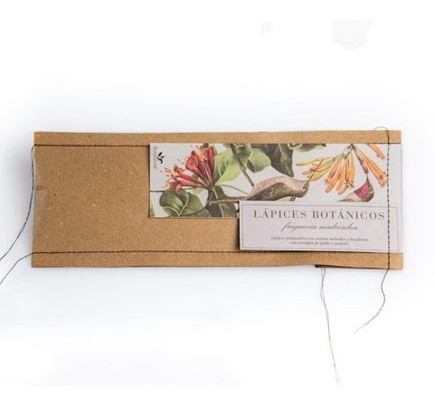 Pack de Lápices Botánicos Madreselva - Luxury Scents