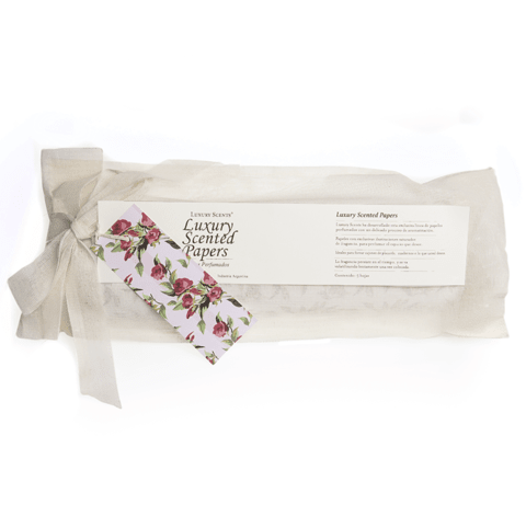 Luxury Scented Papers  Roses
