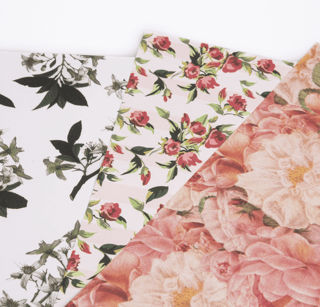 Luxury Scented Papers Pure Rose - comprar online