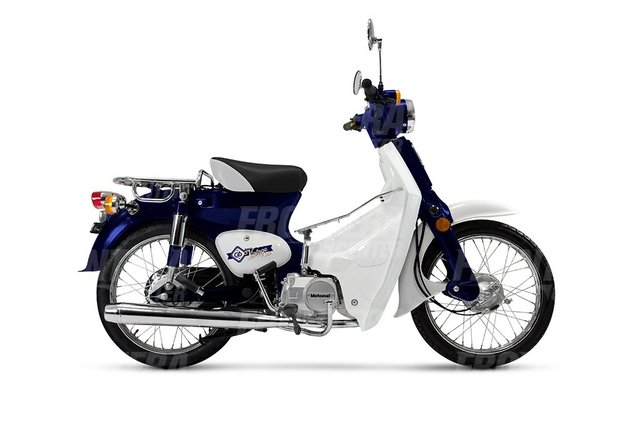 Motomel GO 125 Vintage - Frontera Center