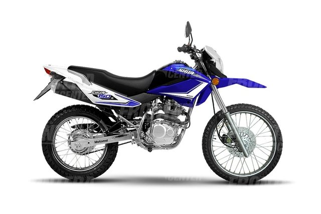 Motomel Skua 150 V6 New