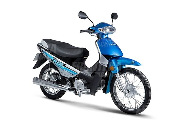 Motomel Blitz 110 V8 Base