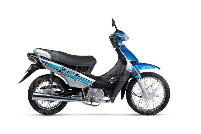 Motomel Blitz 110 V8 Base en internet