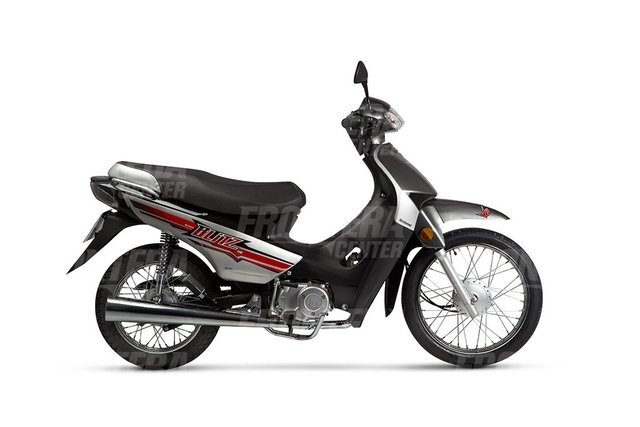 Motomel Blitz 110 V8 Base - Frontera Center