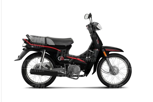 Motomel GO 110 - Frontera Center
