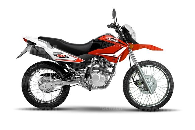 Motomel Skua 150 V6 New - Frontera Center