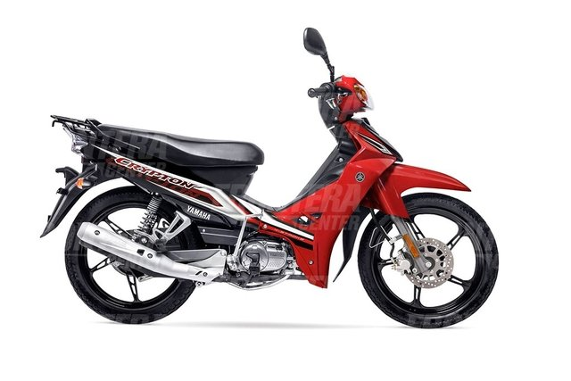 Yamaha Crypton 110 - Frontera Center