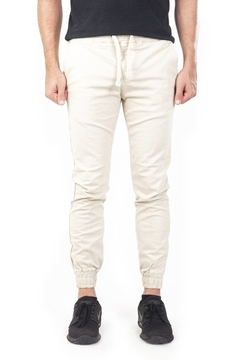 JOGGERS CHINO BLANCO - SHOP ONLINE l Natural Surf Shop