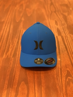 GORRA HURLEY DRI-FIT ONE & ONLY AZUL