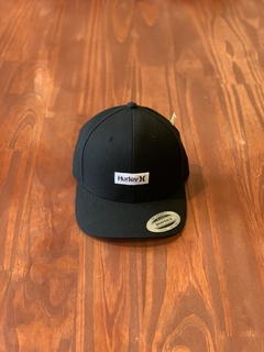 GORRA HURLEY OAO BOXED SOLID