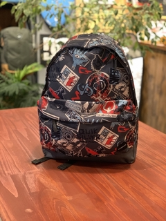 MOCHILA QUIKSILVER EVERYDAY POSTER