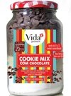 Cookie Mix Gotas de Chocolate - SEM GLÚTEN - Vida Gourmet 440g