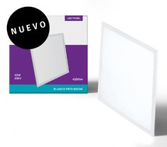 Panel led 60x60 45w Neutro o Calido - Incluye Accesorios
