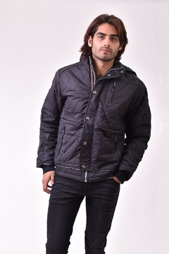 CAMPERA CON PIEL MD58 NEW- CLUB