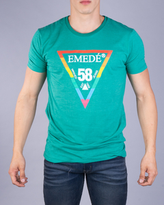 Remera Emedé Colours Washed Jeans - comprar online