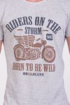 REMERA CUELLO/O RIDERS ON THE STORM BUTONEE - comprar online
