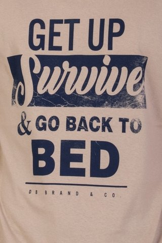 REMERA DB GET UP SURVIVE en internet