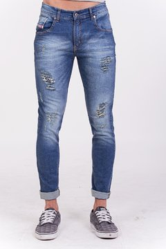 JEANS ELASTIZADO SUPER SLIM FIT
