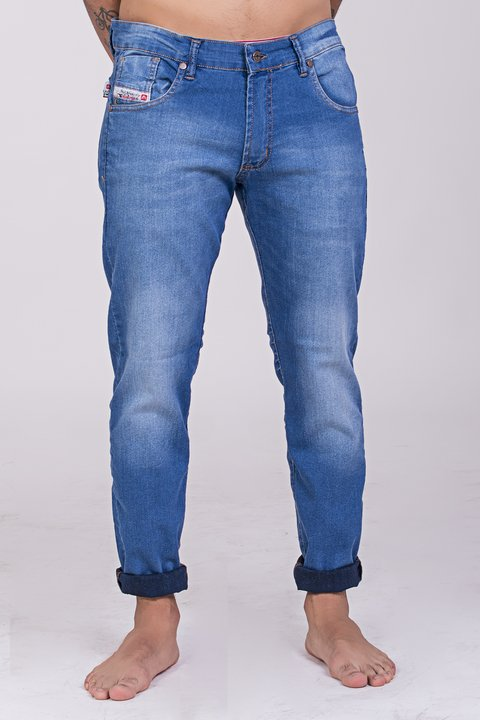 JEANS SOFT CRETA SLIM FIT MD58