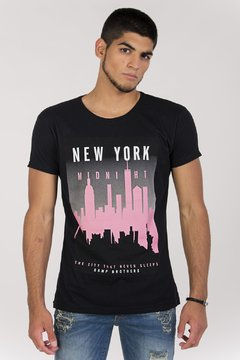 REMERA DB NEW YORK MIDNIGHT