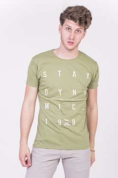 REMERA DB STAY DINAMIC