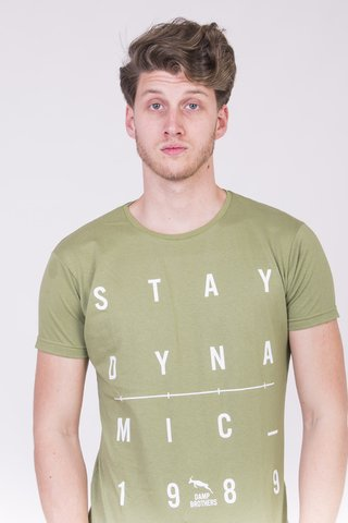 REMERA DB STAY DINAMIC en internet