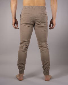 Jogger Chino Color Tostado x10 Unidades - MD58