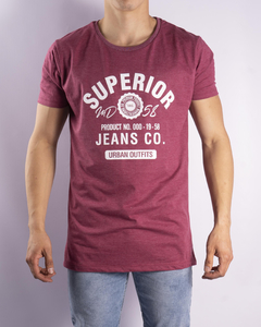 Remera MD Superior Jeans Co. - comprar online