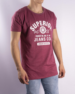 Remera MD Superior Jeans Co. - MD58