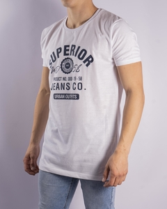 Remera MD Superior Jeans Co.