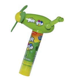 FUN AIR POP CARAMELOS CON JUGUETE, CAJA X 9U