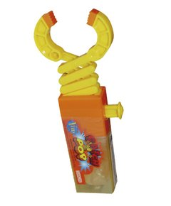 FUN CATCH POP CARAMELOS CON JUGUETE DISPLAY X 8U EN GOLOSINAS DULSISA