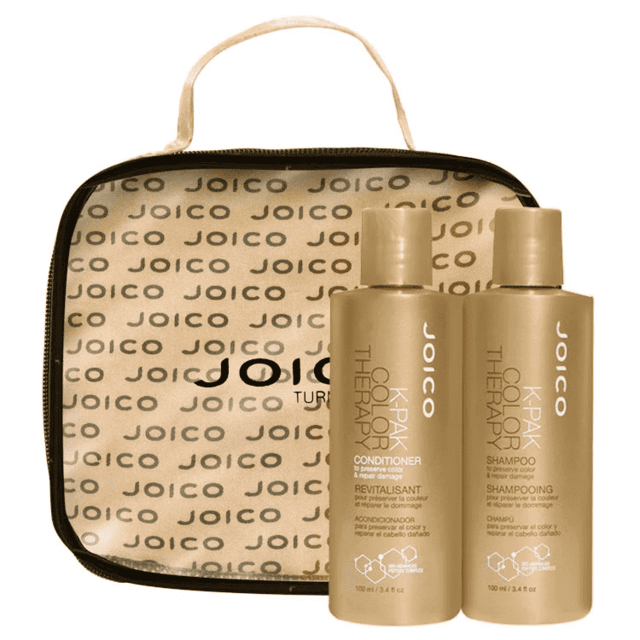 Joico K-Pak Color Therapy Special Edition Duo Kit (2 Produtos+Necessaire)