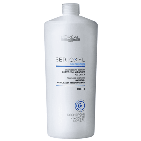 L'Oréal Professionnel SerioXYL GlucoBoost Shampooing Clarifant Step 1 - Shampoo 1000ml