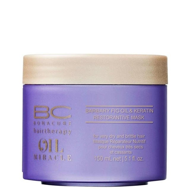 Schwarzkopf Professional BC Bonacure Oil Miracle Barbary Fig - Máscara 150ml