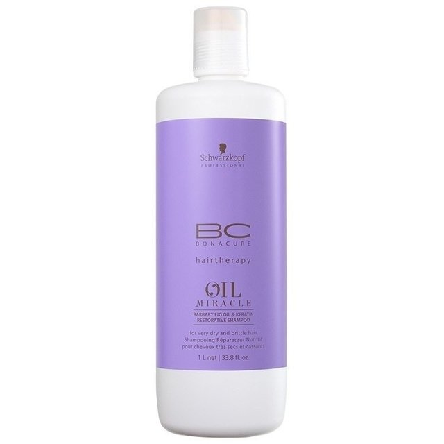 Schwarzkopf Professional BC Bonacure Oil Miracle Barbary Fig - Shampoo 1000ml
