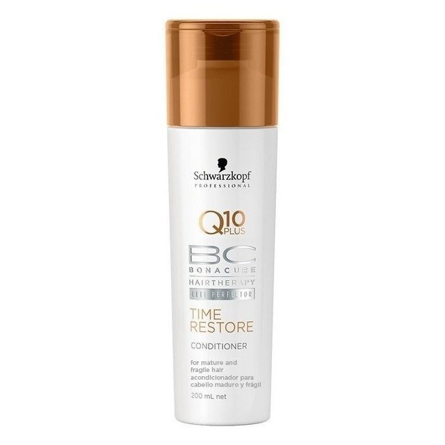 Schwarzkopf Professional BC Bonacure Q10 Time Restore Conditioner - Condicionador 200ml