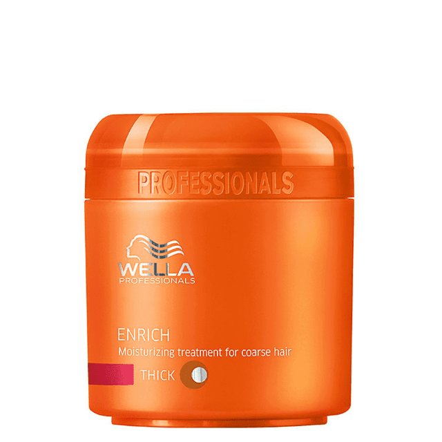 Wella Professionals Enrich Moisturizing Treatment for Coarse Hair - Máscara 150ml