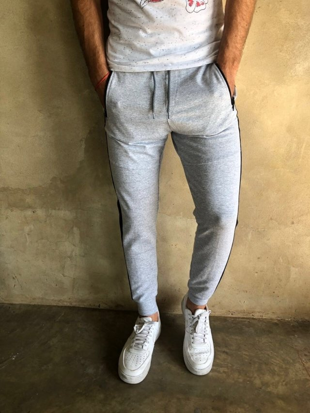 Jogger Singapur Light Grey en internet
