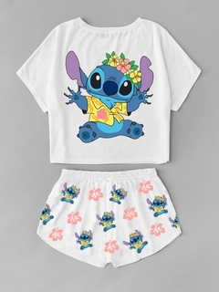 Pijama Stitch Hawaii