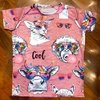 Remera Animales Cool