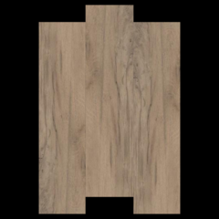 PORCELANATO RECTIFICADO MADERA MADISON BROWN 20CM X 120CM
