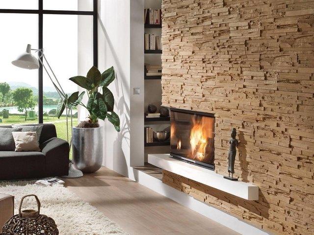 Piedra Natural Para Interiores. Finest Download Pared De Piedra ...