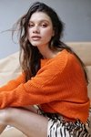 Sweater NILO ORANGE