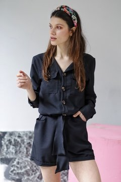 OVERALL PAMPA BLACK - comprar online