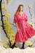 Bubble DRESS FUCSIA - comprar online