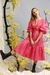 Bubble DRESS FUCSIA